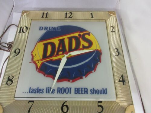 VINTAGE ADVERTISING DAD