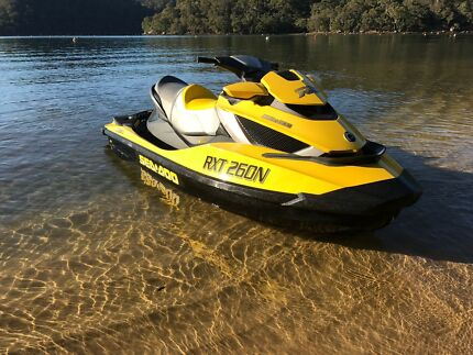 Seadoo RXT 260 is