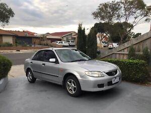 Wanted: Mazda 323 shades