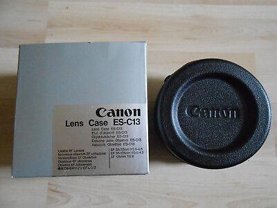 Original Tasche Canon Etui ES-13 für Objektiv