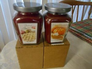 home interiors baked apple pie candle home interior jar candles ebay 26788