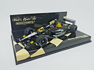 MINICHAMPS 1/43 - MINARDI EUROPEAN PS01 Fernando Alonso Art. 400010020