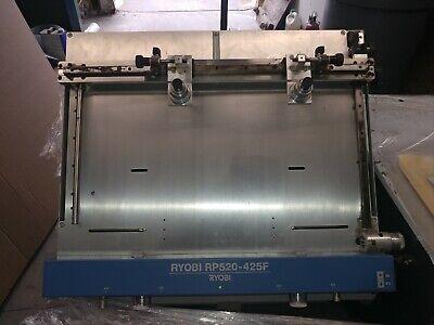 Ryobi Rp520-425f Offset Plate Punch 3 Hole Ryobi 524 522 520 500 Series