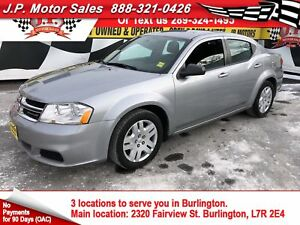 2013 Dodge Avenger Automatic, Steering Wheel Controls, 94, 000km