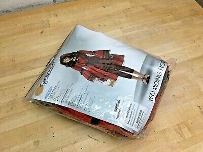 Costumes For Girl Tweens (California Costumes Girls Tween Red Riding Hood Costume,)