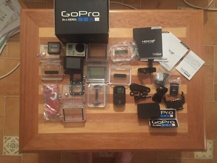 Go pro hero 3+ black edition  Woonona Wollongong Area Preview