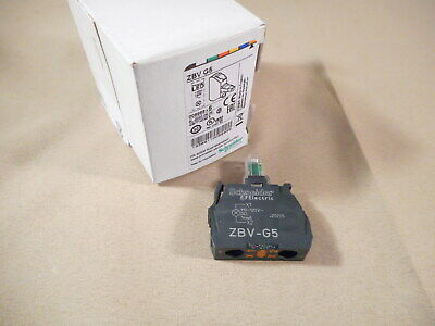 Schneider Zbvg5 Led Light Module Nib