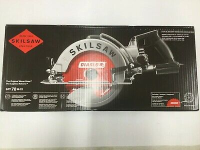 Skilsaw 8-14 In. Aluminum Worm Drive Saw Spt78w-22