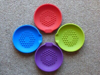 Kitchen craft (Colourworks) spoon rest (silicone)  4 colours
