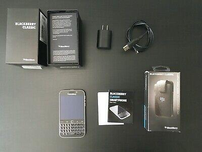 Blackberry Classic - T-Mobile