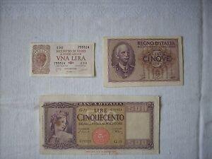 BANCONOTA-CINQUE-LIRE-VITTORIO-EMANUELE-REGNO-D-039-ITALIA-1939