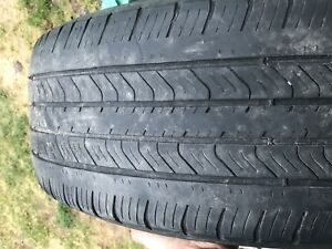 200 obo Summer tires half tread and 150 obo mts some tred left
