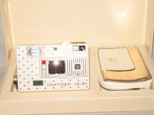 Minolta Courreges AL301 Disc Camera Kit