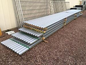 Zinc corrugated iron, roofing or fencing Shearwater Latrobe Area Preview