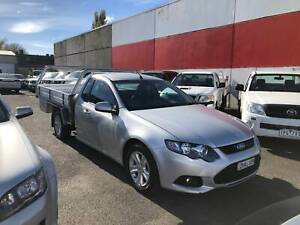 2012 Ford Falcon FG XR6 CAB CHASSIS Automatic Ute Lilydale Yarra Ranges Preview