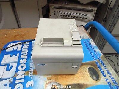 Epson Drucker Cutter (Epson TM-T90 M165A Receipt POS Thermal Ticket LAN Printer Cutter 80 mm  Drucker)