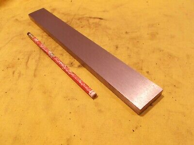 304 Stainless Steel Bar Brushed Machine Shop Metal Flat Stock 12 X 1 12 X 12