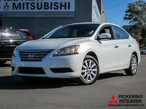 2013 NISSAN SENTRA BLUETOOTH/HEATEDSEATS/FASTKEY