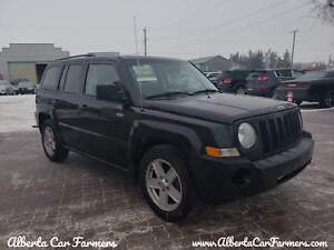 * 2010 JEEP PATRIOT NORTH 4X4, WARRANTY & INSPECTION INCLUDED *