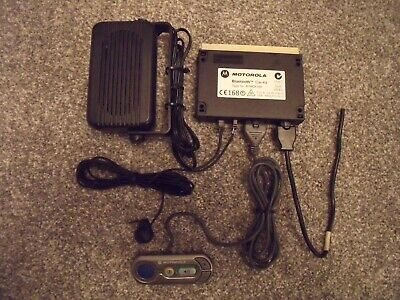 Motorola bluetooth car phone kit