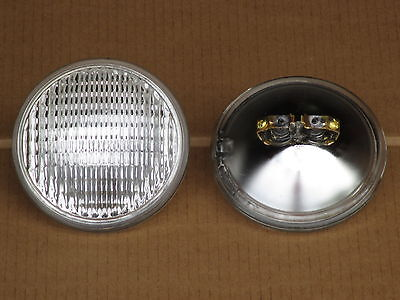 2 6v Headlights For John Deere Light Jd 320 330 420 430 720 730 820 830