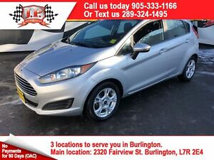 2016 Ford Fiesta SE, Automatic, Heated Seats