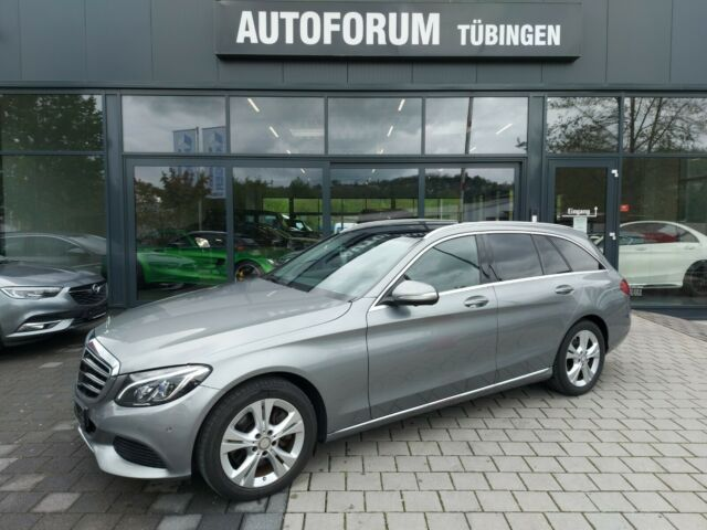Mercedes-Benz C 300  h T 7G Exclusive *PANO*DISTRO*NAVI*HEADUP