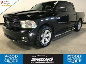 2010 Dodge Ram 1500 SLT/Sport/TRX 5.7L HEMI, REAR ENTERTAINME...