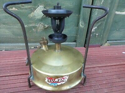 Old Vintage PLUMBOB BRASS Paraffin Camping Stove Kerosene Burner, used for sale  Shipping to Nigeria