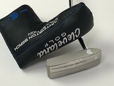 CLEVELAND HUNTINGTON BEACH COLLECTION MILLED #8 PUTTER 33""