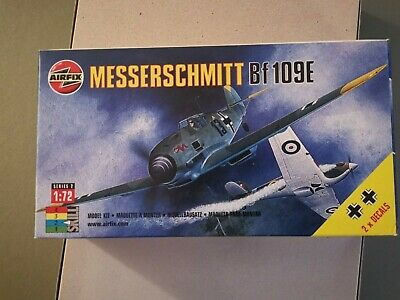 Airfix Messerschmitt Bf 109E 02048 1/72 kit