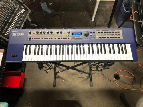 Roland JX-305 Groovesynth 61-Key Digital Synthesizer