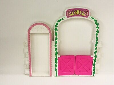 Fisher Price Loving Family Horse - FISHER PRICE Loving Family Dollhouse HORSE STABLE GATE Replacement House