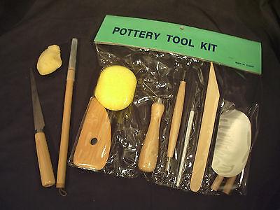Инструменты для керамики Pottery Tool Kit