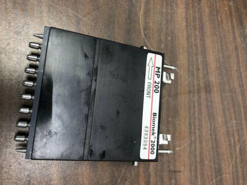 Beckman Biomek 2000 MP200 Eight Tip Pipette Tool