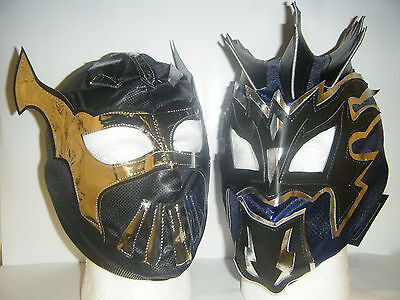 Sin Cara & Kalisto Kinder Wrestling Maske Kostüm - Sin Cara Wrestling Kostüm