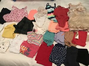 Lot of girls summer clothes. Size 12-18M