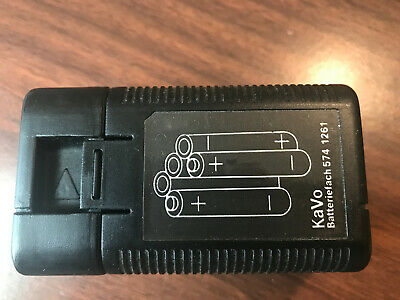 Kavo Diagnodent Battery Genuine Oem With Duracell Batteries Plug And Go