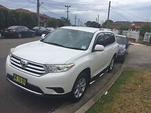 Toyota kluger 2011 Ashcroft Liverpool Area Preview