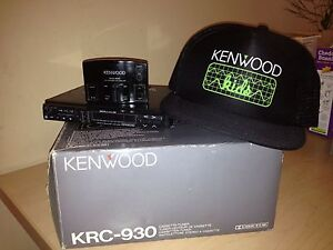OLD-SCHOOL-KENWOOD-KRC-930-CASSETTE-PLAYER-With-Remote-Graphic-Equalizer-9042