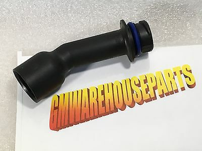 Oil Filler Tube - 2000-2002 SILVERADO SIERRA TAHOE 4.8 5.3 6.0 OIL FILLER TUBE NEW GM # 12570623