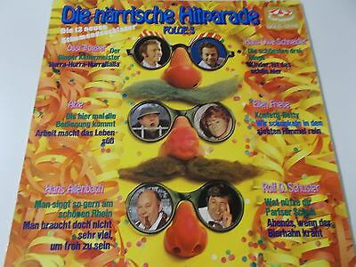 37240 - DIE NÄRRISCHE HITPARADE FOLGE 3 - 1973 KARUSSELL VINYL LP (2415 109)