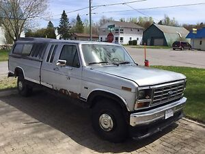 1986 Ford F250 XLT-NEW PRICE!!!