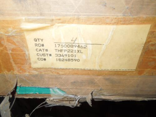 Ge Qmr221xl/thfp221xl 30a 2p 240v Fused Panelboard Switch Surplus *no Box*