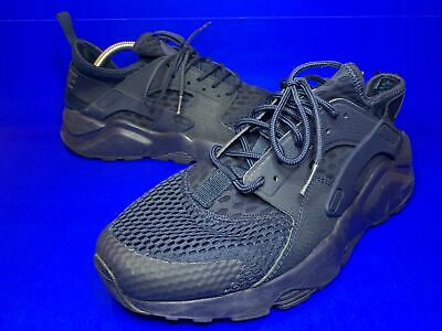 Nike Air Huarache Run Ultra trainers sneakers triple blue C-Way Size Uk...