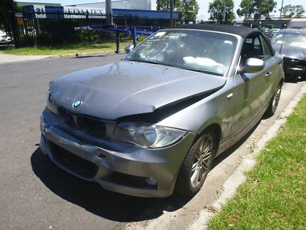 Wrecking BMW E88 125i MSport Convertible - All Parts (23412) Revesby Bankstown Area Preview