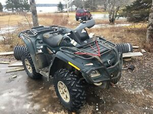 2008 Can am outlander