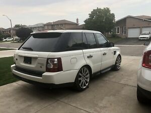 2006 Range Rover sport part out