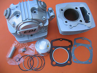 CYLINDER and HEAD Cover Cam Rocker Arms COMPLETE KIT Honda CB145 CL XL SL 150CC 150 Cc Cylinder Head