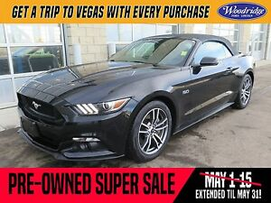 2016 Ford Mustang GT Premium PRE-OWNED SUPER SALE ON NOW! RED...